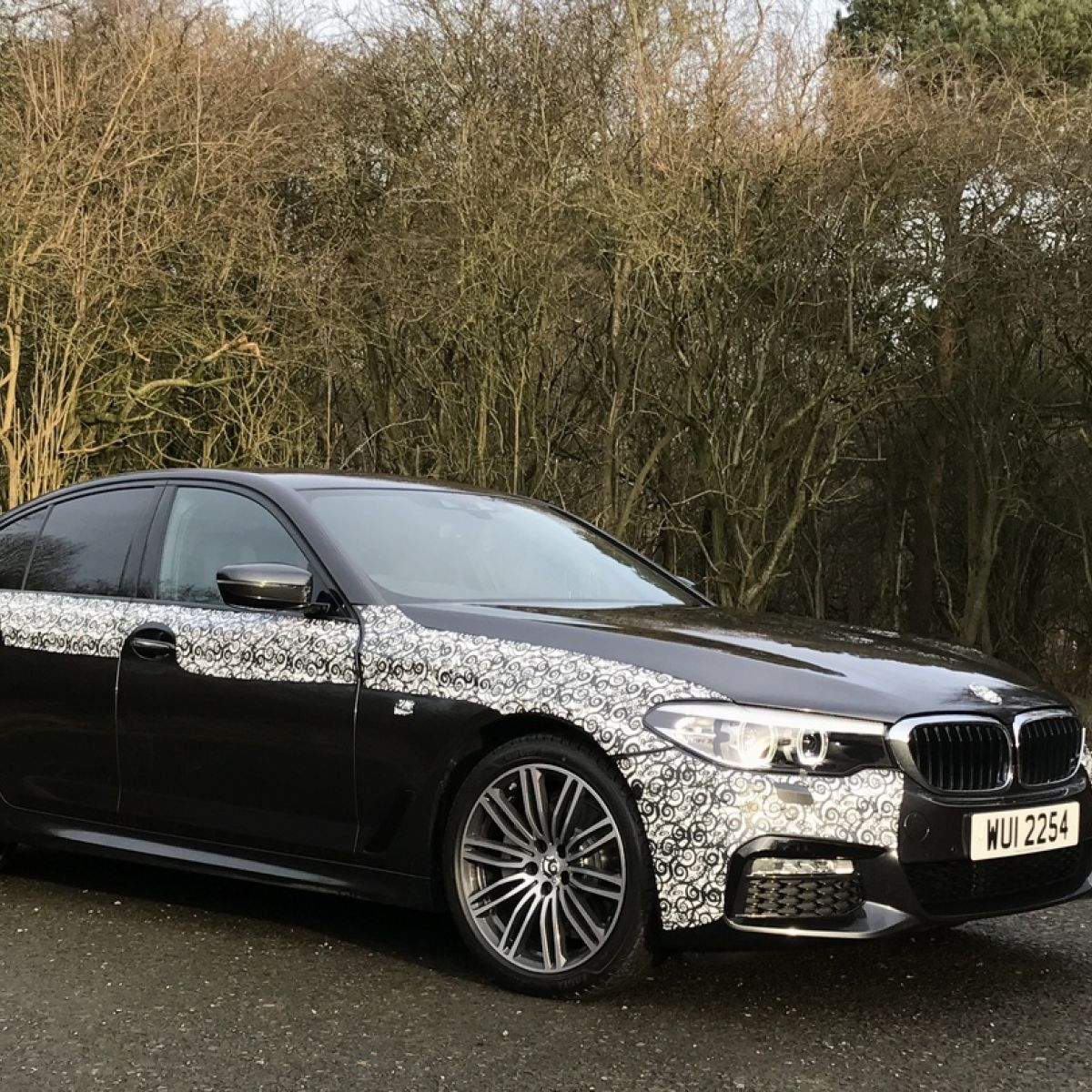 Road Test Bmw Keeps Its Powder Dry With New 520d