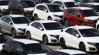 Only 4 per cent of Irish respondents surveyed looking to change their cars this year will actually opt to import. Photograph: Andrew Matthews/PA Wire