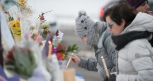 Québec shooting reminded me of our own Bloody Sunday