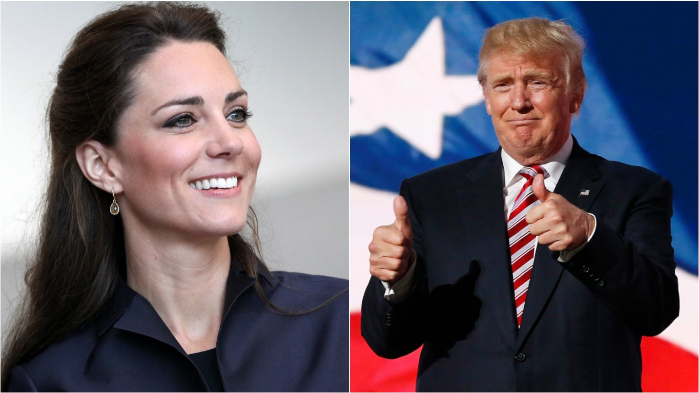 Russian intervention in us election was no one off irish times - Donald Trump Tweeted In 2012 Kate Middleton Is Great But She Shouldn