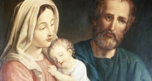 The Holy Family by Johann Friedrich Overbeck.