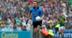 Jack McCaffrey will be back in the mix for Dublin after a year out. Photograph: Donall Farmer/Inpho