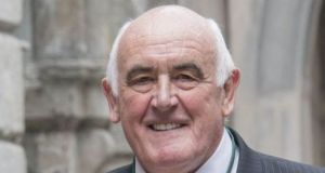 Independent Senator Billy Lawless wants RTÉ to continue to provide its UK long-wave service, which is due to be abolished later this year. Photograph: The Irish Times