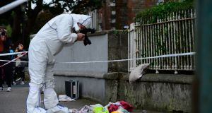 Gardaí started a murder investigation after Leo Carolan (25), a student from Dún Laoghaire, died on October 4th last at his home on the South Circular Road in Dublin. Photograph: Cyril Byrne/The Irish Times.