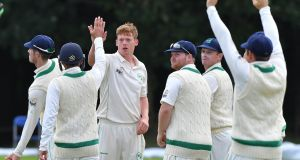 Ireland could be playing regular Test and One-Day International cricket in 2019 as the International Cricket Council look at overhauling the game. Photograph:   Rowland White/Inpho/Presseye