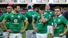 How did the Irish players rate in the defeat to Scotland? Photograph: Dan Sheridan/Inpho
