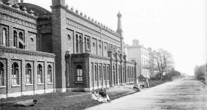 The Turkish baths in Bray, Co Wicklow