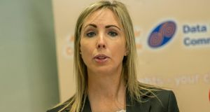 Helen Dixon: Ireland's Data Protection Commissioner wants the High Court to refer issues concerning the validity of data transfer channels  to Europe for determination. Photograph: Brenda Fitzsimons
