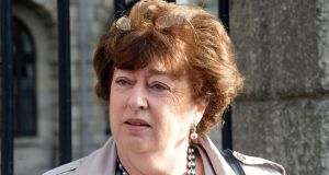 "Social Democrats TD Catherine Murphy:  ""The Department of Public Expenditure and Reform needs to try to get departments to co-operate with each other on storage at a regional level.""  Photograph: Cyril Byrne"