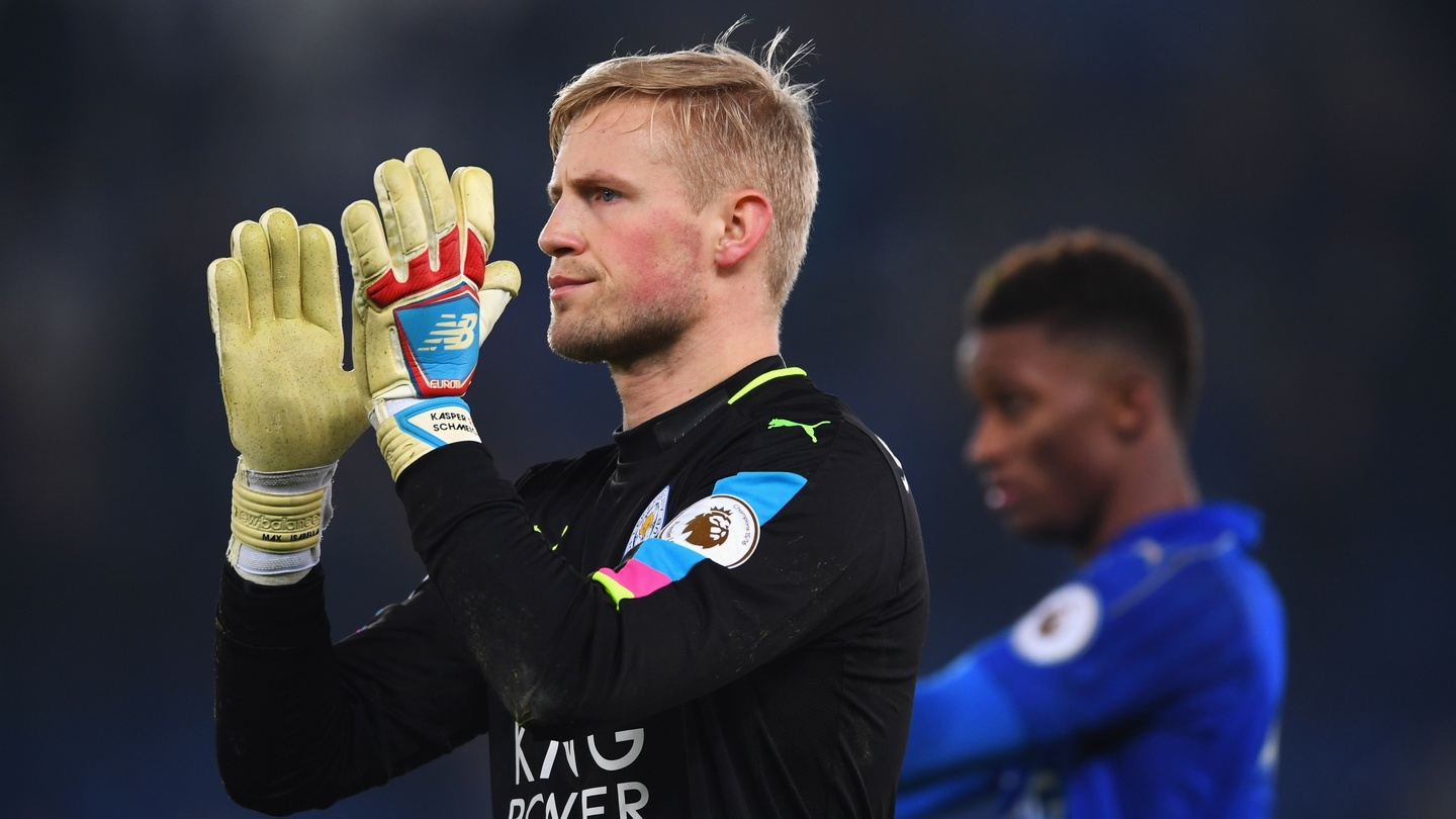 Kasper Schmeichel Leicester s title defence has been embarrassing