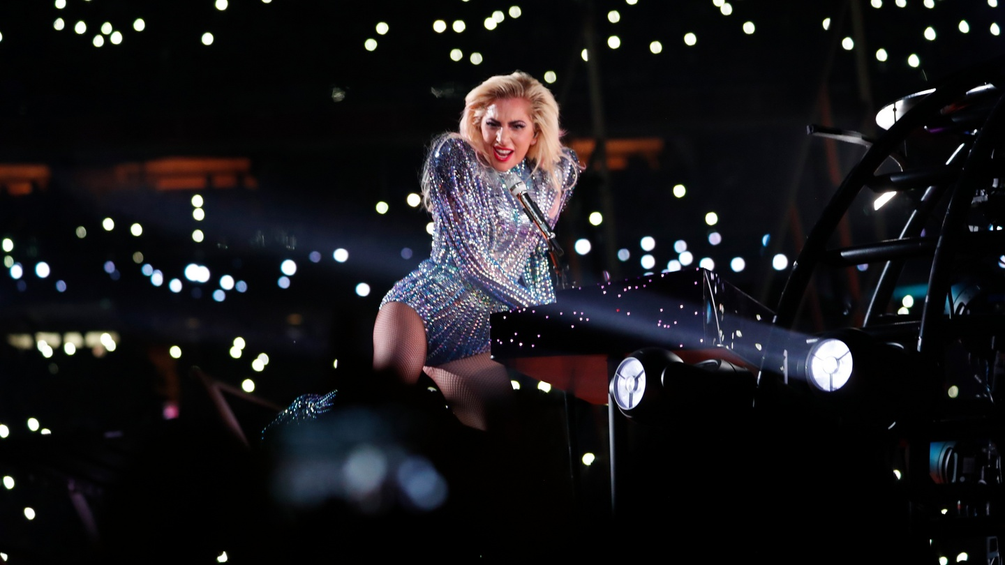 Russian intervention in us election was no one off irish times - Lady Gaga Performs During Halftime At Super Bowl In Houston On Sunday Photograph Doug