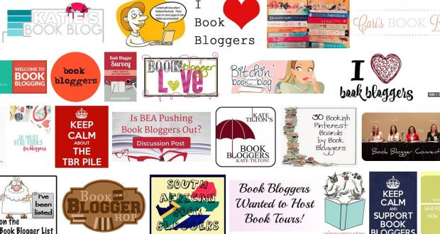 Bloggers do it for their love of books. No agendas, no bias and no pay. If  bestselling authors can see the benefit, why can some readers not?