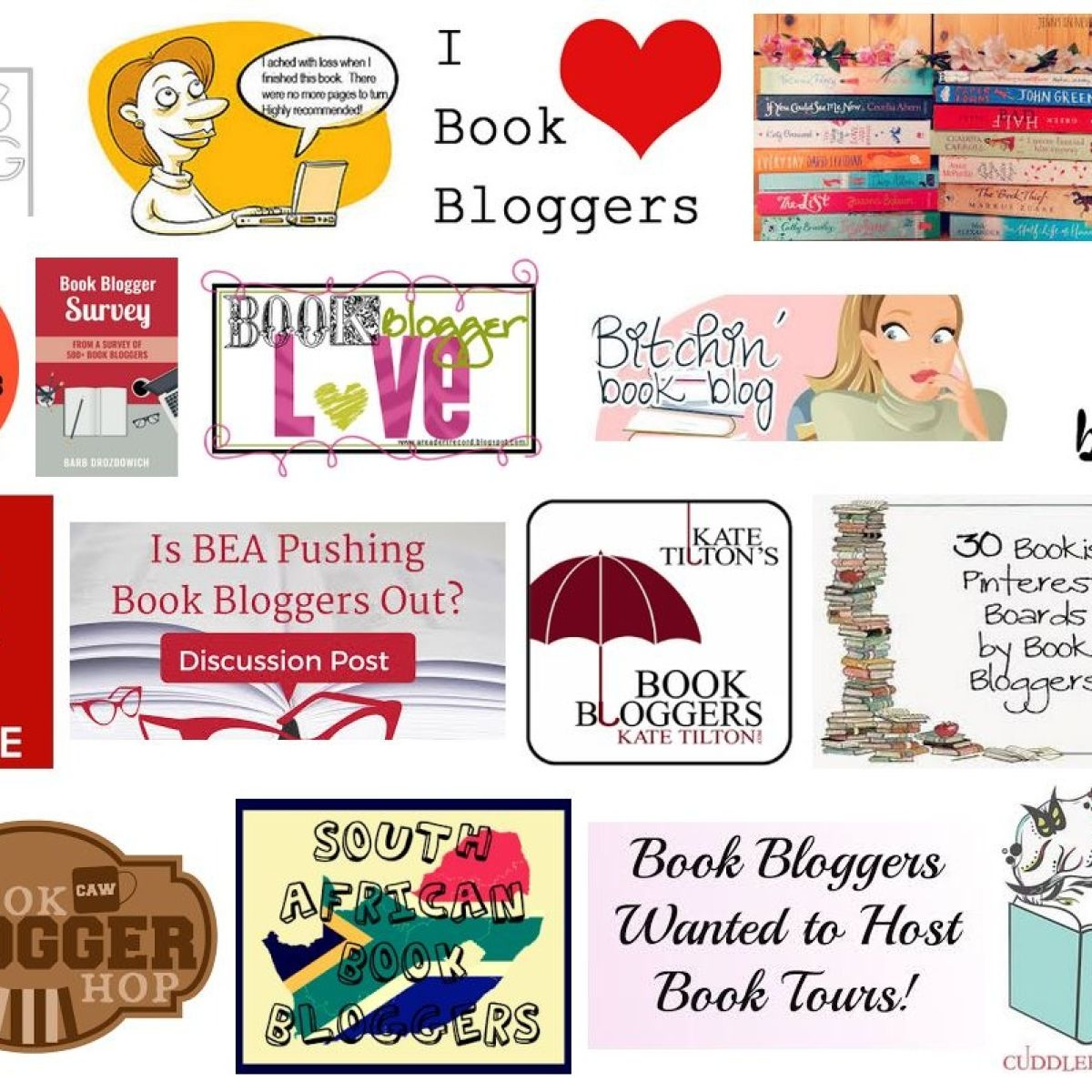 Book bloggers are real readers