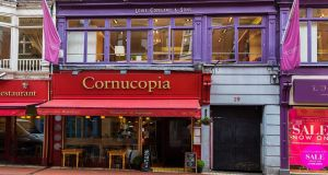 19 Wicklow Street: Cornucopia and Louis Copeland are stable, long-time tenants.