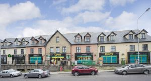 The two-storey Delvin Centre  is producing a total rental income of €242,100