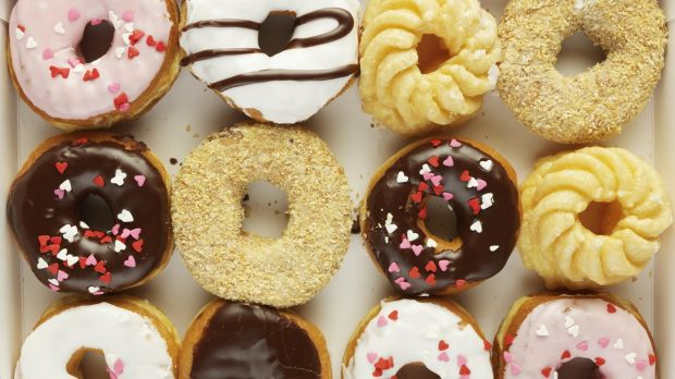 Caught between our behavioural and aspirational selves, it can be hard to ignore the doughnuts