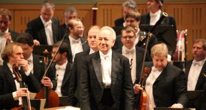 "Yuri Temirkanov with the Saint Petersburg Philharmonic at the NCH: ""The playing is as pliable as you could wish for"""