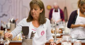 Celebrity MasterChef called time on Evelyn Cusack