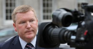 "Fianna Fáil spokesperson on finance Michael McGrath: ""I'm not sure if the balance is quite right . . . It would be good to have independent assessment.""  Photograph: Nick Bradshaw"