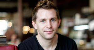 Max Schrems, Austrian law student and data-privacy activist. Photograph: Lisi Niesner/Bloomberg