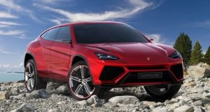 The Lamborghini Urus has been steadily and slowly developing from a concept car, when it first appeared at the Beijing motor show in 2012