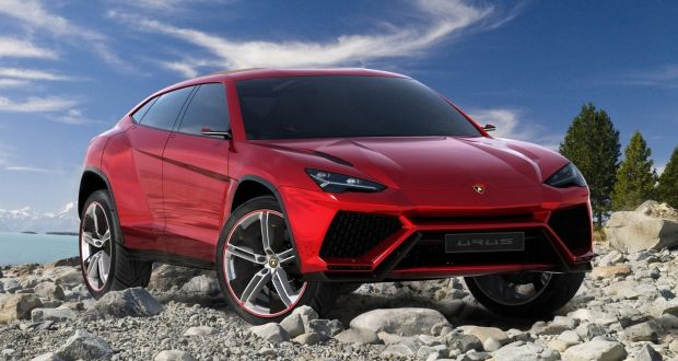 Lamborghini And Mercedes Confirm High Performance Suvs