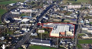 Charleville Town Centre: The anchor tenant, Dunnes Stores, along with Elverys Sports, own their own stores and will not be included in the sale