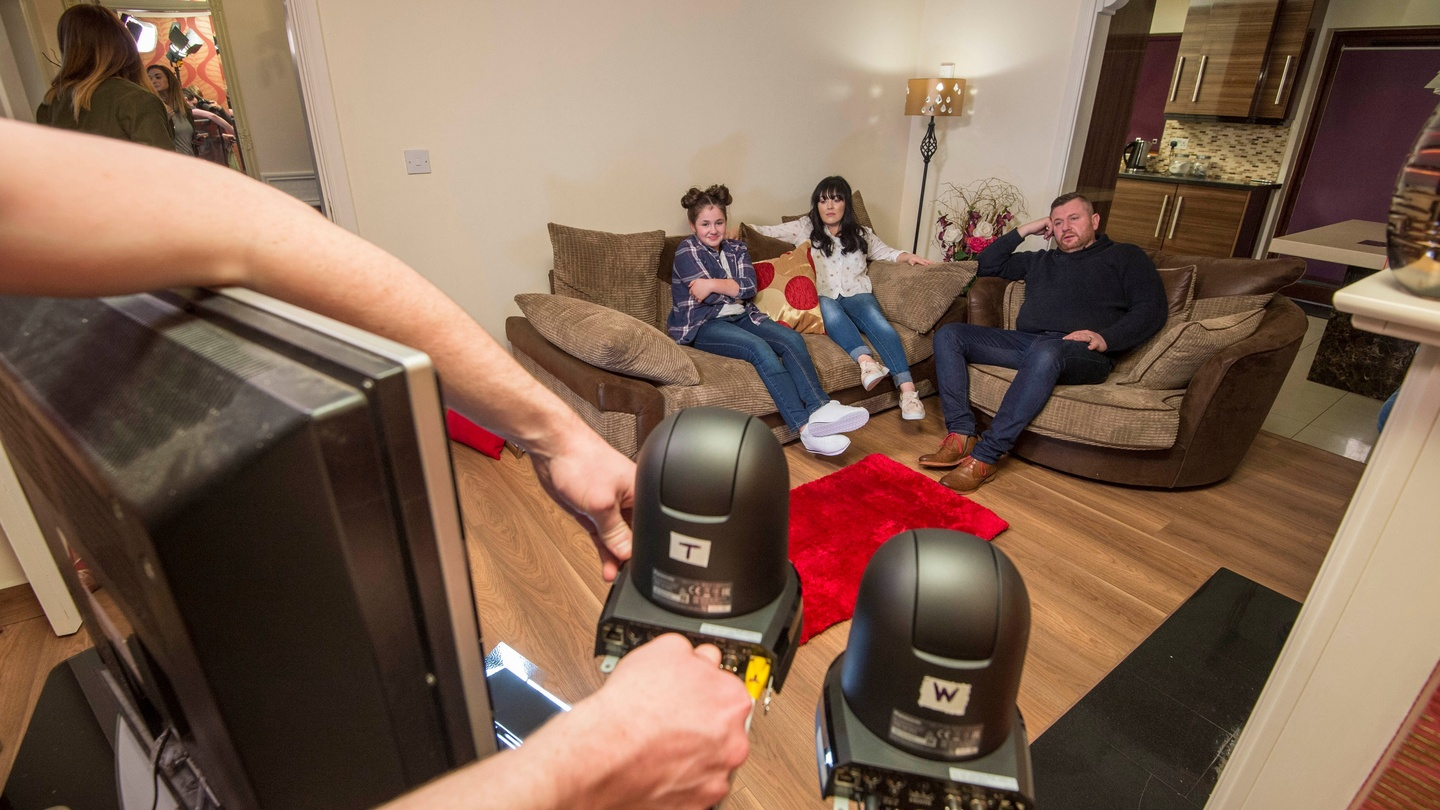 fac20331bfb8 Behind the scenes at Gogglebox: 'It's a terrible idea that really shouldn't  work'