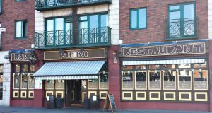 Pifko bar on Dublin's Usher's Quay: the pub's  range of fresh, high-quality offerings will charm even the least enthusiastic lager drinkers – or certainly question their convictions
