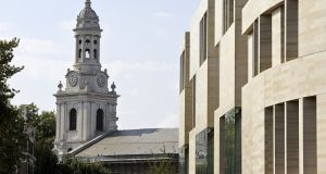 University of Greenwich London by heneghan peng architects