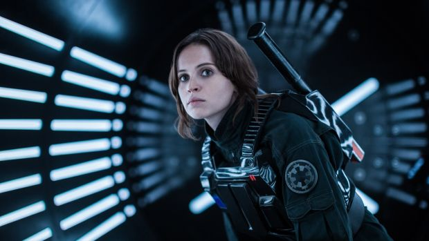 Rogue One: A Star Wars Story: despite it grossing more than $1 billion so far, The Force Awakens earned more again the year before. Photograph: Jonathan Olley/Lucasfilm Ltd
