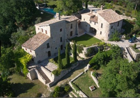 <b>Italy: Umbria</b> <br><br>These two restored houses of 421sq m and 412sq m each have four bedrooms and five bathrooms. They sit on 1.7 hectares of private land with a swimming pool, woodland, lawned garden and olive grove. There is also a caretaker's house and a tower (the latter needs restoring). It has views down a valley and across to the village of Trevi, 3km away. One house has a cinema and Turkish bath. <br>Price: €1,850,000 <br>Agent: casatuscany.com