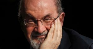 Salman Rushdie: new novel due out in September. Photograph: Reuters