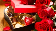In Victorian times, Cadbury was the first company to decorate boxes of chocolates with love motifs – the idea was that recipients could use the boxes to hide secret love letters.
