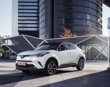 The Toyota C-HR: worth the wait