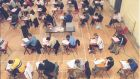Official figures show that  60 per cent of Leaving Cert students who had an exemption from sitting the Irish exam went on to sit exams in French, German and Spanish. Photograph: Peter Thursfield