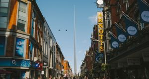 The Spire is simple in external form, but it involved advanced technology and fine craftsmanship to manufacture. Photograph: iStock