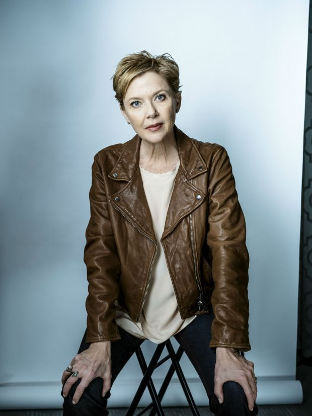 "Annette Bening: ""I have such memories of going to Planned Parenthood as a teenage girl. Photograph: Chad Batka/The New York Times"