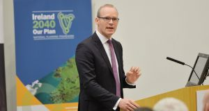 Minister for Housing Simon Coveney: the changes outlined by him do not herald a huge overhaul of how the scheme operates with individual families. Photograph: Alan Betson