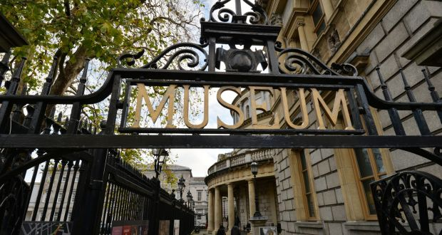 93c97bc1d377 Workplace report claims staff at the National Museum of Ireland were  subject to bullying. Photograph
