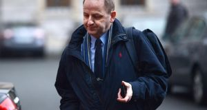 Sgt Maurice McCabe is to sue Tusla over the agency's file on him. Photograph: Cyril Byrne/The Irish Times