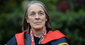 The new 'Denham Fellowship', named after Chief Justice Mrs Susan Denham, will offer two students from socio-economically disadvantaged backgrounds financial, educational and professional support during their studies at the Bar of Ireland. Photograph: Frank Miller / The Irish Times