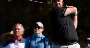 Shane Lowry has started well in California. Photograph: Jared C. Tilton/Getty Images