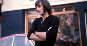 George Best was one of the greatest footballers to ever play in England, but outside of that he was consumed by alcoholism. Photograph: PA