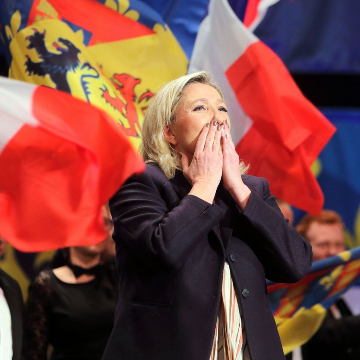Marine Le Pen: Yes she can