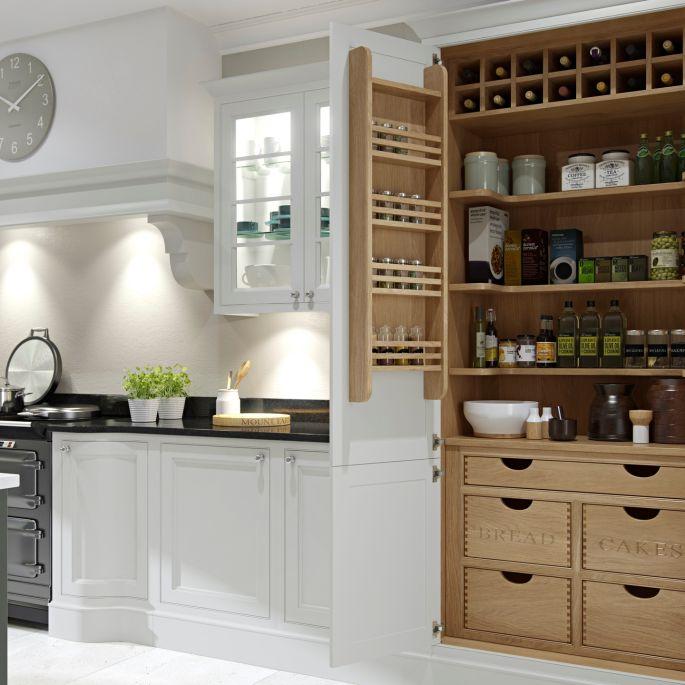 Kitchen Cabinet Neptune Suffolk Larder Great Layout Bungalow