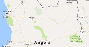 The stampede occurred at the 4 de Janeiro stadium in Uige, a city in northern Angola. Image: Google Maps