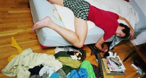 Houseproud or hovel? Many men take a  relaxed approach to their  home environment