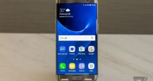 Samsung's Galaxy S7 Edge and the S7 will be the first phones to get Eir's wifi calling at the end of the month