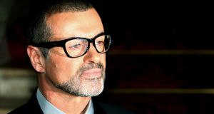 George Michael: died on Christmas Day, 2016. Photograph:  Chris Radburn/PA Wire
